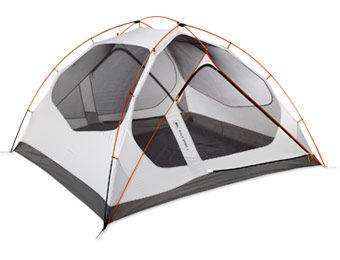 30% Off REI Half Dome 4 Tent with DACFeatherlite NSL poles
