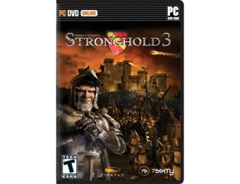 91% off Stronghold 3 PC Game