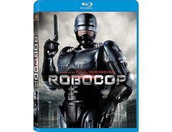 60% off Robocop 4K Remastered Edition Blu-ray (Pre-order)