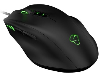 $50 off Mionix NAOS 8200 dpi Laser Gaming Mouse, 7 Buttons