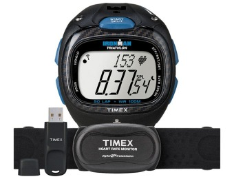$130 off Timex Ironman Race Trainer Pro w/ Heart Rate Monitor