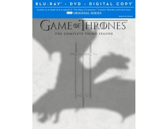 $30 off Game of Thrones Season Three Blu-ray Combo (pre-order)