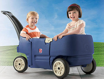 44% off Step2 Wagon for Two Plus