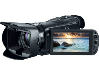 $299 off Canon VIXIA HF G20 2.37MP 32GB HD Camcorder