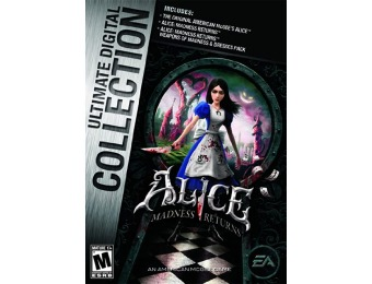 $20 off Alice: Madness Returns - Complete Collection Download