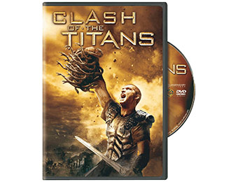 73% off Clash of the Titans DVD