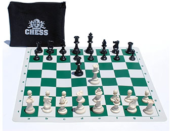 37% off Ultimate Compact Tournament Chess Set