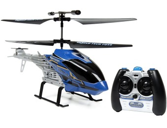 60% off World Tech Rex Hercules Unbreakable RC Helicopter