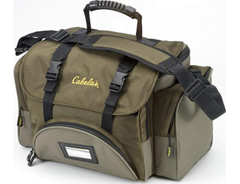 50% off Cabela's New Deluxe Gear Bag