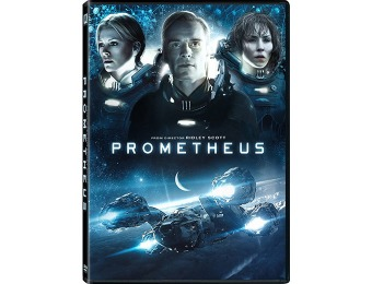 85% off Prometheus DVD