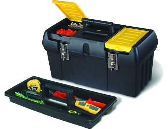 "57% off Stanley 019151M 19"" Series 2000 Tool Box w/ Tray"