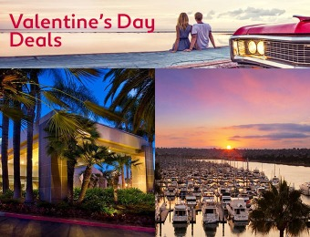 Valentine's Day Travel Deals - Save on Romantic Getaways
