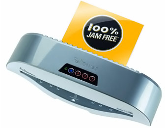 "81% Off Fellowes SATURN 2 95 9.5"" Laminator after Rebate"
