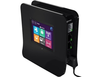 $38 off Securifi Almond Touch Screen Wireless Router + Extender