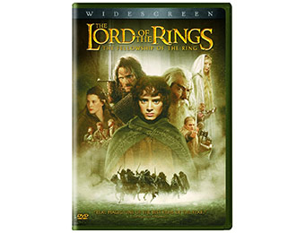 The Lord of the Rings: The Fellowship of the Ring DVD Deal