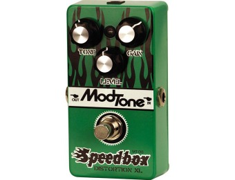 57% off Modtone MT-DS Speedbox Distortion Pedal