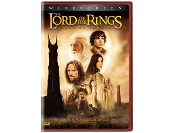 The Lord of the Rings: The Two Towers DVD Deal