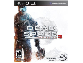$20 Off Dead Space 3 by Electronic Arts for PS3