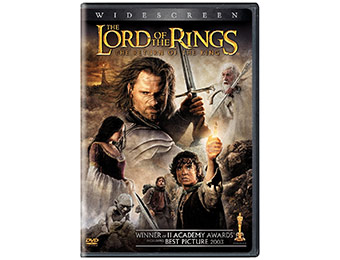 The Lord of the Rings: The Return of the King DVD Deal