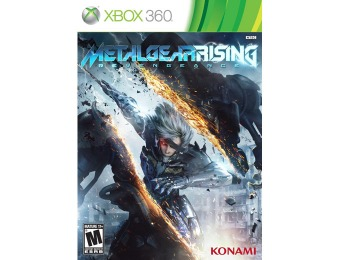 50% off Metal Gear Rising Revengeance - Xbox 360