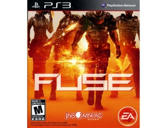 68% off Fuse - Playstation 3 Video Game
