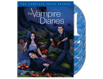 60% off The Vampire Diaries: The Complete Third Season DVD