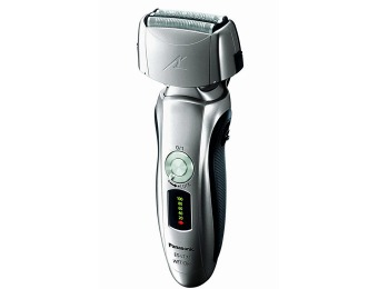 65% off Panasonic ES-LT71-S Electric Razor w/ Cleaning System