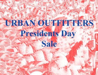 Urban Outfitters Presidents Day Sale