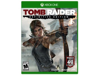 33% off Tomb Raider: Definitive Edition - Xbox One