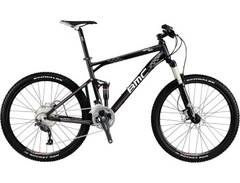 60% off BMC Speedfox SF02 Deore-SLX Mountain Bike 2012