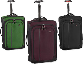 $288 Off Victorinox WT 4 Carry-On Wheeled Luggage