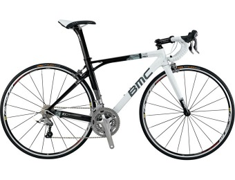 60% off BMC Pure PR01/Shimano 105 Carbon Fiber Road Bike - 2012