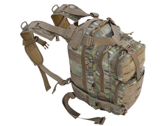 76% Off Every Day Carry Tactical Backpack w/ Molle Webbing
