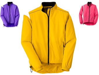 50% Off Women's Canari Tour Bike Jacket, Removable Sleeves