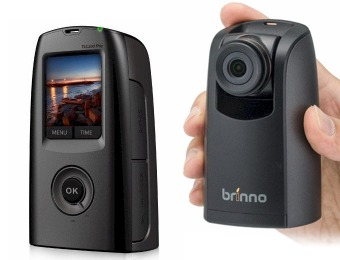 $235 off Brinno TLC200 Pro HDR Time Lapse Video Camera