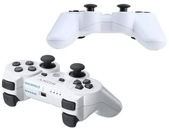 83% Off Wireless PS3 Game Controller w/ Rumble Feature