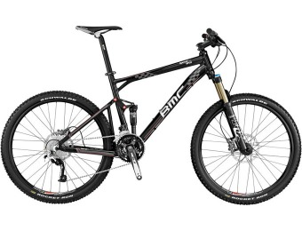 60% off BMC Speedfox SF02 Shimano SLX-XT Mountain Bike