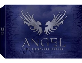 $91 off Angel: The Complete Series DVD (30 discs)