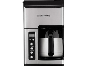 $95 off Conair CC-10 Cuisine Grind & Brew 10-Cup Coffeemaker