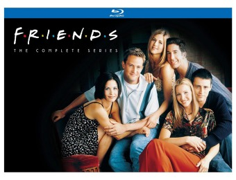 64% off Friends: The Complete Series Blu-ray Collection