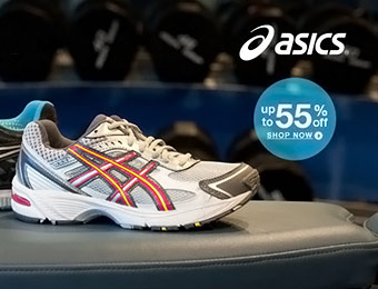 Up to 55% off Asics Running Shoes