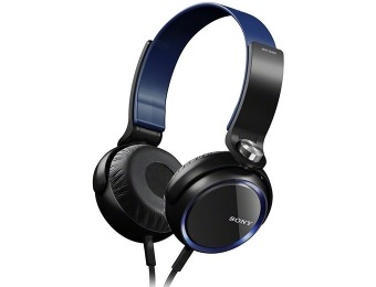 43% off Sony MDRXB400IP/AP EX Headphones w/ Mic