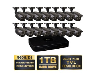 33% off Q-SEE 16-Ch 1TB 960H Video Surveillance System