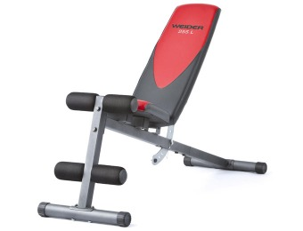 70% off Weider Pro 255 L Adjustable Workout Bench