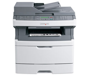 74% Off Lexmark X264DN Compact Multifunction Laser Printer