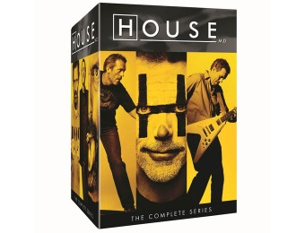 74% off House, M.D.: The Complete Series (DVD)