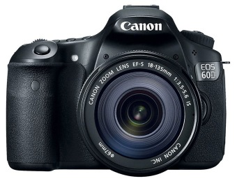 29% off Canon EOS 60D DSLR Digital Camera Bundle