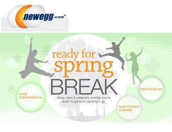 Newegg Spring Break Sale - Tons of Great Deals