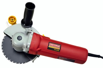 "50% Off Craftsman 7.8 amp 6-1/8"" Twin Cutter Electric Saw"