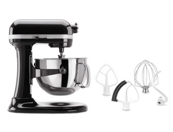 $150 off KitchenAid Pro 5.5-Quart Bowl Lift Stand Mixer, 2 Styles